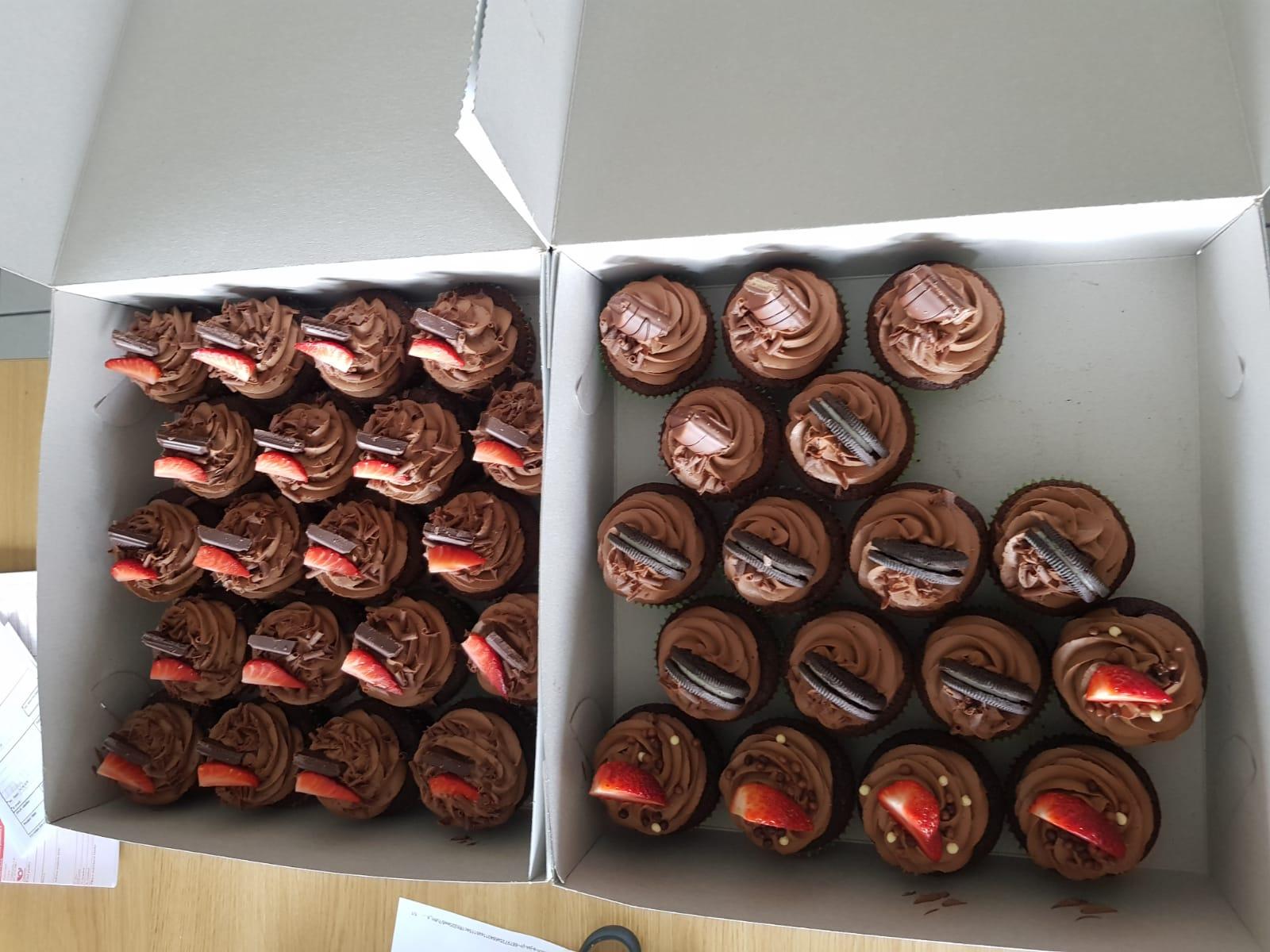CHOCOLATE AGAINST CORONAVIRUS :-)